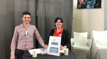 Syndus Group bij Boosting Talents Event