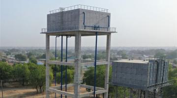 Project reservoir Africa